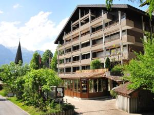 Apartment Wengen 1083
