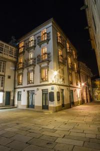 Casa Celsa-Barbantes, Affittacamere  Santiago di Compostela - big - 33
