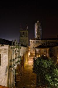 Casa Celsa-Barbantes, Affittacamere  Santiago di Compostela - big - 19