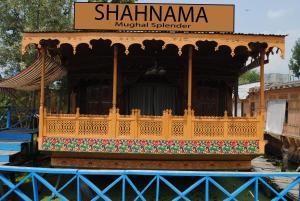 Shahnama Group of Houseboats