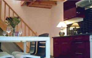 Holiday Home Naussannes with Fireplace 12