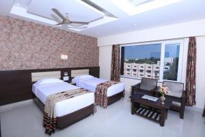 Hotel Deepam, Hotely  Tiruchchirāppalli - big - 2