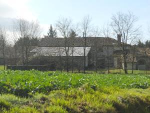 La Loge, Ferienhäuser  Génouillé - big - 7