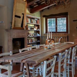 Tenuta Sant'Apollinare, Дома для отпуска  Mondaino - big - 60