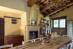 Tenuta Sant'Apollinare, Дома для отпуска  Mondaino - big - 59