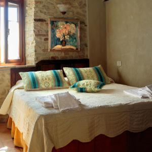 Tenuta Sant'Apollinare, Дома для отпуска  Mondaino - big - 64
