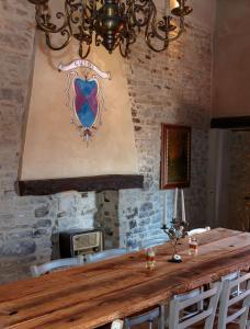 Tenuta Sant'Apollinare, Дома для отпуска  Mondaino - big - 63