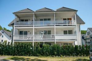 Waldstrasse 20a - Ferienwohnung 7 mit Balkon