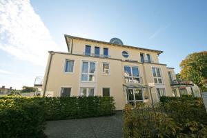 Haus Möwe II - Ferienwohnung 01 mit Terrasse