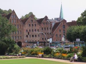 Landhaus Absalonshorst, Hotely  Lübeck - big - 38