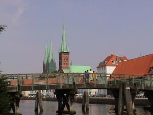 Landhaus Absalonshorst, Hotely  Lübeck - big - 37