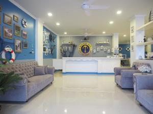 Ancora Blu Boutique Hotel B&B, Отели  Ао Нанг Бич - big - 29