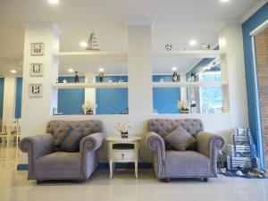 Ancora Blu Boutique Hotel B&B, Отели  Ао Нанг Бич - big - 31