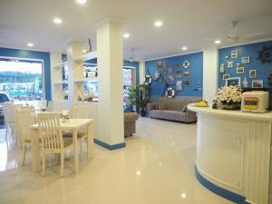 Ancora Blu Boutique Hotel B&B, Отели  Ао Нанг Бич - big - 32