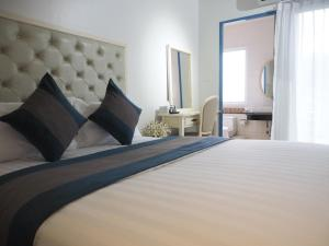 Ancora Blu Boutique Hotel B&B, Отели  Ао Нанг Бич - big - 25