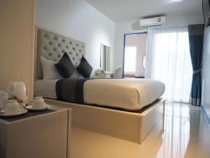 Ancora Blu Boutique Hotel B&B, Отели  Ао Нанг Бич - big - 27