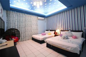 Hualien Dawan B&B, Отели типа «постель и завтрак»  Цзянь - big - 1
