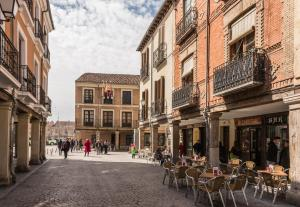 Apartment Alcalá de Henares Centro, Апартаменты  Алькала-де-Энарес - big - 22
