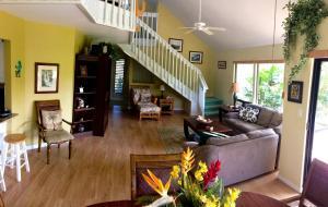 Kauai Vacation Home, Prázdninové domy  Princeville - big - 16