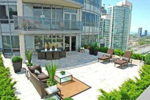 JJ Furnished Apartments Downtown Toronto: Entertainment District Element, Apartmány  Toronto - big - 16