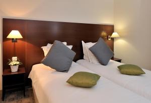 Best Western Le Donjon, Hotely  Carcassonne - big - 14