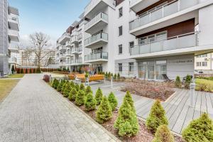 Aqua Marina Apartments, Apartmány  Gdaňsk - big - 9