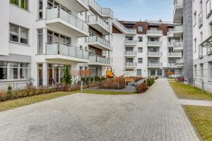 Aqua Marina Apartments, Apartmány  Gdaňsk - big - 12