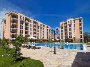 Sun & Sea Apartments, Apartments  Sunny Beach - big - 123