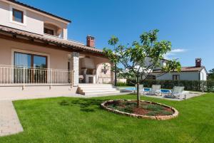 Villa Marjan, Vily  Tinjan - big - 38