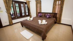 Aonang Family Pool Resort, Holiday homes  Ao Nang Beach - big - 10