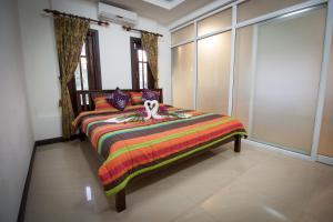 Aonang Family Pool Resort, Дома для отпуска  Ао Нанг Бич - big - 11