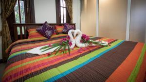 Aonang Family Pool Resort, Дома для отпуска  Ао Нанг Бич - big - 12