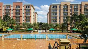 Chateau Elysee Condo Unit - Vendome, Apartments  Manila - big - 86