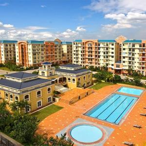 Chateau Elysee Condo Unit - Vendome, Apartments  Manila - big - 85