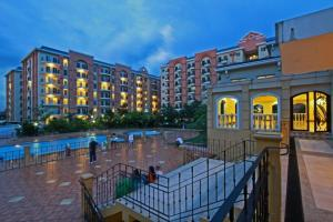 Chateau Elysee Condo Unit - Vendome, Apartments  Manila - big - 82