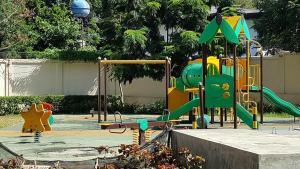 Chateau Elysee Condo Unit - Vendome, Apartmány  Manila - big - 16