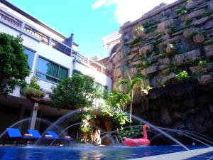 The Agate Pattaya Boutique Resort, Resorts  Pattaya South - big - 35