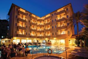 Манавгат - Helios Hotel