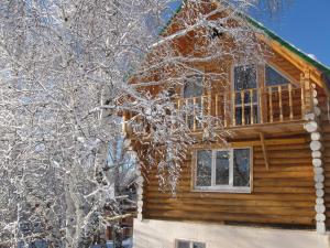 Отель Теремок в горах, Абзаково
