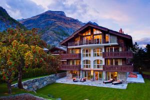 Alex Lodge - Zermatt