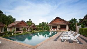 Aonang Family Pool Resort, Дома для отпуска  Ао Нанг Бич - big - 16