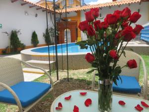 Hotel Baños del Inca E.I.R.L.
