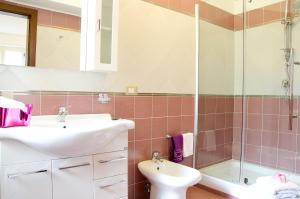 Residence Rossomelograno, Apartments  Agropoli - big - 8