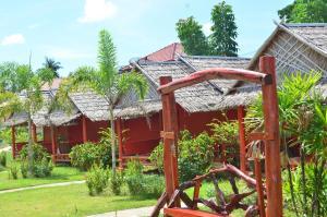 Hatzanda Bamboo House