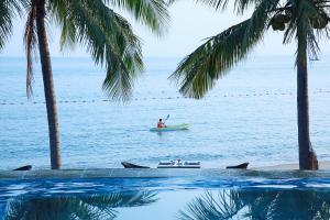 Son Tra Resort & Spa, Üdülőközpontok  Da Nang - big - 24
