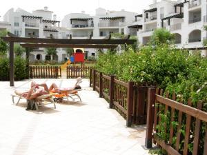 Coming Home - Penthouses La Torre Golf Resort, Apartmanok  Roldán - big - 26