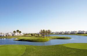 Coming Home - Penthouses La Torre Golf Resort, Apartmány  Roldán - big - 65