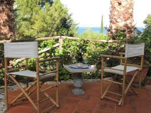 Villa Adamo, Vily  Scopello - big - 3