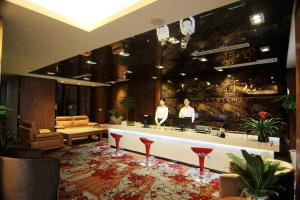 Guang Ke Hotel, Отели  Чунцин - big - 21