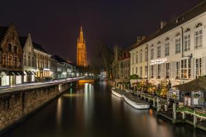 Hotel De Orangerie - Small Luxury Hotels of the World(Brujas)